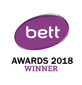 Galardonado con el premio Early Years Content BETT 2018